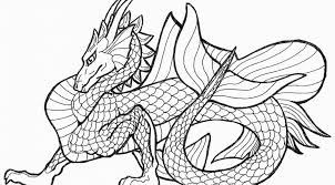 extraordinary dragon coloring pages adults