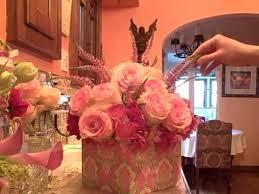 baby shower flower centerpieces baby bridal shower centerpiece idea how to florist