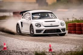 volkswagen beetle race car volkswagen beetle to make debut at los angeles rounds of global