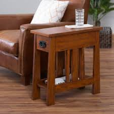 Craftsman Mission Style End Tables And Side Tables Hayneedle