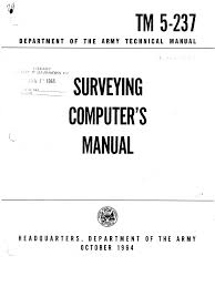 27815722 department of the army technical manual tm 5 237