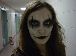 eric draven the crow makeup by brasilianefetiri on deviantart