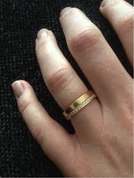 schalins ring alliansring solitärring slät ring eller något alldeles unikt vi