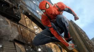 spider man ps4 games playstation