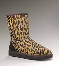 womens ugg boots uk size 9 cheetah uggs boots ebay
