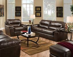 casual and comfortable faux leather sofa by jackson furniture