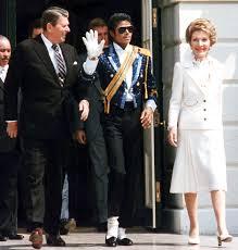 Youtube Whitehouse Michael Jackson With Former Us President And Former First Lady