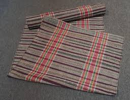 Amish Braided Rugs Pennsylvania Amish Rag Rug Runner Great Colors 16 Feet Long At