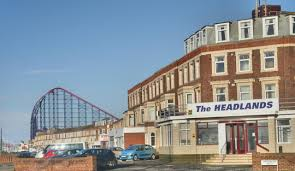 hotel the headlands blackpool uk booking com