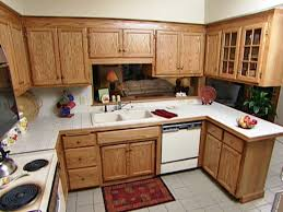 Refinish Oak Cabinets Download Refinishing Oak Kitchen Cabinets Homecrack Com