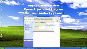 reset epson xp 211 botones reset epson xp 245 by adjustment program youtube