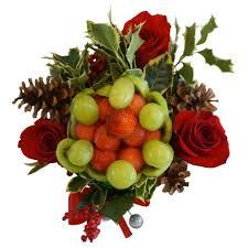 fruit arrangement fruity merry flower fruit arrangement