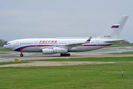 russian presidential aircraft wikipedia
