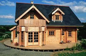maison en bois interieur maison en bois tournante u2013 maison moderne