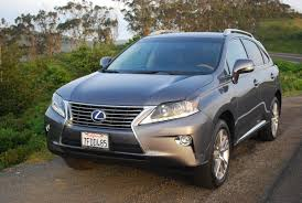 lexus rx 450h consumer reviews review 2015 lexus rx450h car reviews and news at carreview com
