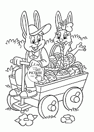 easter coloring pages for kids big collection of easter