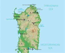 Map Of Sardinia Italy by Sardinia Holidays Where To Stay In Sardinia Inghams Italy