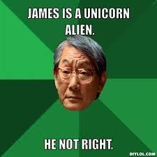 James Meme - my name s james and this is my first result 126276595 added by