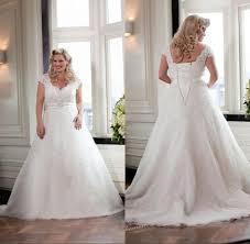 vintage plus size wedding dresses vintage plus size sleeves sheer lace wedding dresses 2015 v
