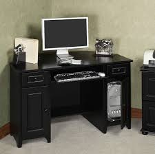 small black computer desk furniture small black computer corner desk ideas black corner