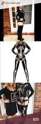 Halloween Skeleton Bodysuit