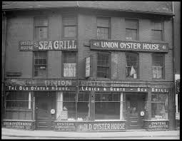 union oyster house yesterday u0027s lunch new england today