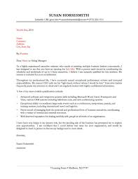job cover letter via email professional resumes example online