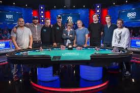 wsop final table the nine wsop news meet the 2016 world series of poker november nine