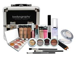 Makeup Kit bodyography cosmetology makeup kit hedlux
