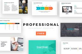 Free Ppt Business Templates Free Professional Powerpoint Templates Android App Info