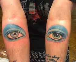 these david bowie tribute tattoos will give you mad inkspo popbuzz