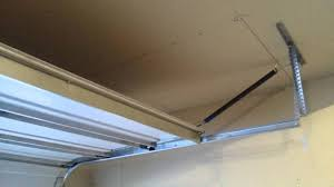 how to install garage door springs extension springs garage door diy first time garage door opener