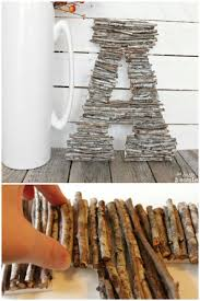 decorating with letters and words 37 striking tutorials show you