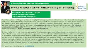 free food stamp and mammogram resources from senator hamilton u0027s