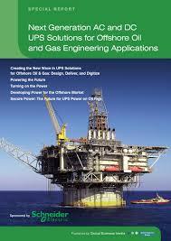offshore technology reports u2013 next generation ac u0026 dc ups