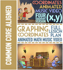 coordinate plane graphing worksheets song u0026 games 4 quadrant