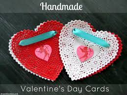 Homemade Valentines Day Ideas For Him by Diy Valentine U0027s Cards Chase The Star