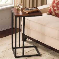 narrow side table narrow side table bed bath and beyond frantasia home ideas