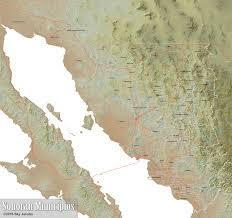 Hermosillo Mexico Map by Municipios Of Sonora Mexico 2 Wild Sonora