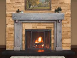 fireplace mantels wood binhminh decoration