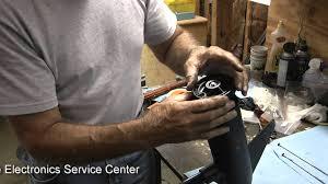 trolling motor repair youtube
