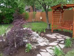 exteriors beautiful backyard landscaping ideas low maintenance