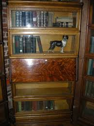 Macey Barrister Bookcase Sturgis Antiques U0026 Collectables