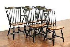 Maple Dining Chair Articles With Lexton Distressed Black Dining Table Tag Cool