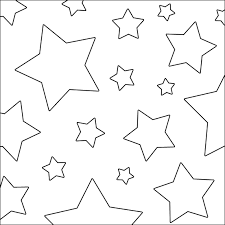 download star printable coloring pages