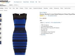 What Is The Color Of 2017 by Amazon Reviews Of The Color Changing Dress Business Insider