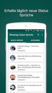 status sprüche whatsapp status sprüche für whatsapp play store revenue