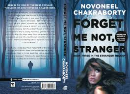 book review forget me not stranger by novoneel chakraborty