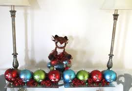 reindeer centerpieces christmas centerpiece holiday table