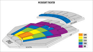 Staples Center Seating Map Shen Yun In Downtown La April 14 U201315 2018 At Microsoft Theater